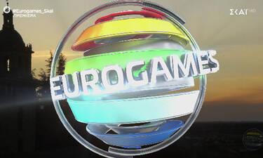 Πρεμιέρα για τα Eurogames! Το αγαπημένο παιχνίδι επέστρεψε με παρουσιαστή τον Θέμη Γεωργαντά (Video)