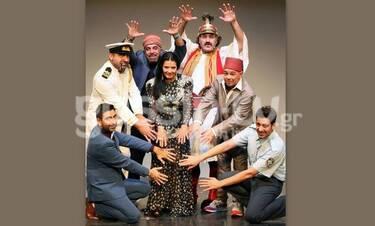 Θέατρο Αθηνά: «Happy Birthday ΕΛΛΑΣ»:Αν δεν παρακολουθήσεις αυτή την παράσταση, δεν έχεις δει τίποτα