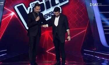 The Voice τελικός: Η συγκινητική αναφορά στον αξέχαστο Δημήτρη Μητροπάνο (Video)