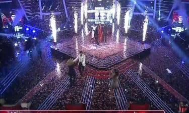 The Voice τελικός: Αυτός είναι ο μεγάλος νικητής του talent show (Videos & Photos)