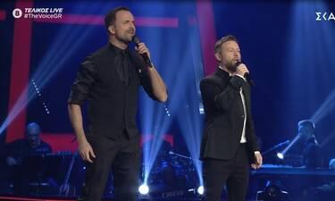 The Voice τελικός: Ντουέτο – έκπληξη Λιανού- Βαρδή – Τα συγκινητικά λόγια για τον Αντώνη Βαρδή!