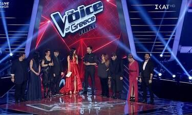 The Voice: Αυτοί είναι οι 4 που προκρίθηκαν στην δεύτερη φάση του τελικού