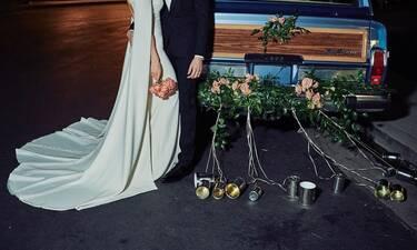 Πασίγνωστη ηθοποιός παντρεύτηκε και δεν το πήρε είδηση κάνεις – Η πρώτη φωτογραφία (Photos)