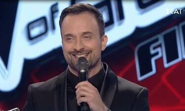 The Voice: Ο Γιώργος Λιανός ανακοίνωσε τον νέο κύκλο του talent show (Video)