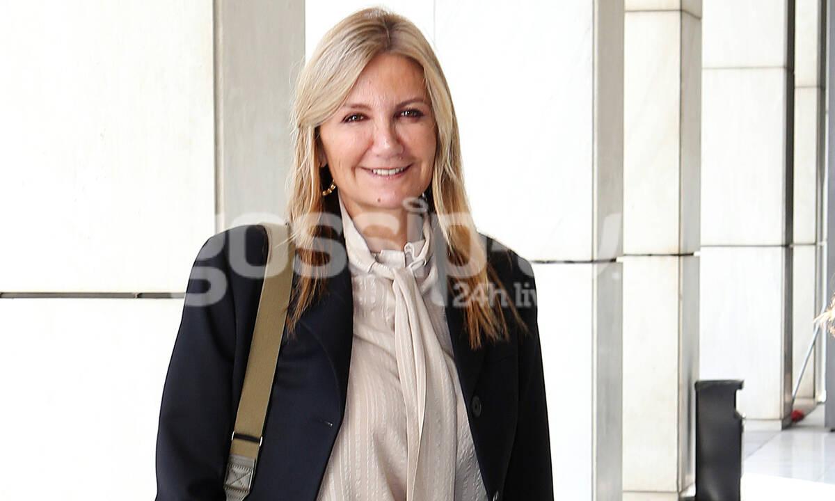 Μαρέβα Μητσοτάκη: Παραδίδει μαθήματα στιλ! Δες πώς μπορείς να φορέσεις το δερμάτινο παντελόνι!