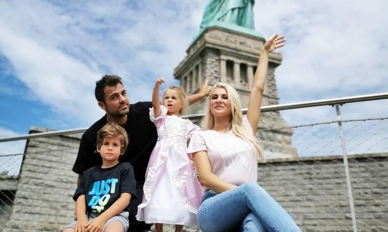 Στέλιος Χανταμπάκης - Όλγα Πηλιάκη: Δες πώς μεγάλωσαν τα παιδιά τους και θα τρίβεις τα μάτια σου!