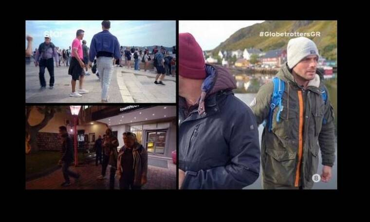 Globetrotters τελικός: Αυτές ήταν οι τελευταίες αποστολές των παικτών (Photos-Videos)