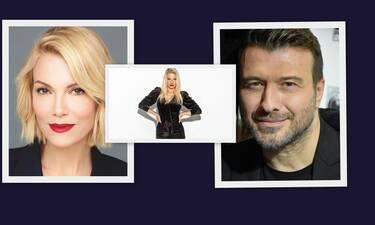 Αξέχαστα Χριστούγεννα και Πρωτοχρονιές των Ελλήνων celebrities (photos)