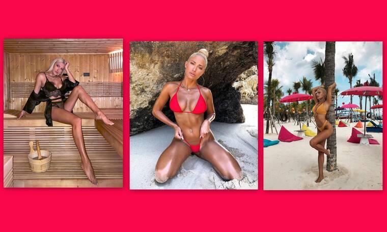 Ιωάννα Τούνη: Surprise! Μπήκε η νέα χρονιά και το γιορτάζουμε με τις πιο hot φωτογραφίες της