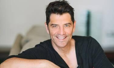 Σάκης Ρουβάς: Οι ευχές του συγκινούν – Όσα έγραψε ο Έλληνας pop star (photos)