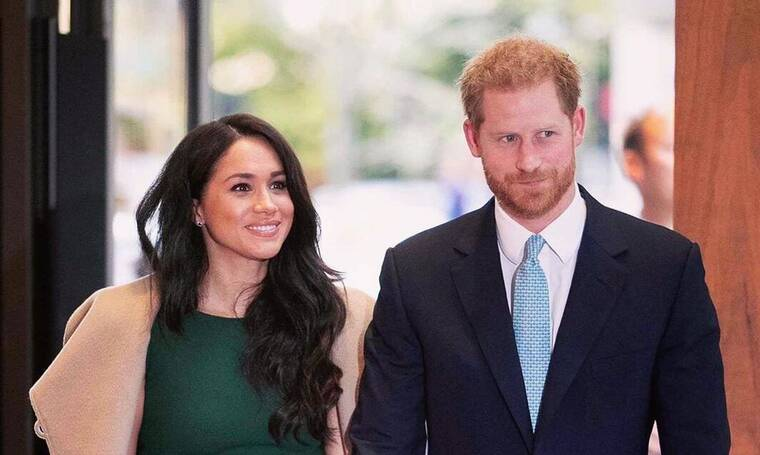 Meghan Markle – Πρίγκιπας Harry: Η φωτό που δεν περιμέναμε στο Instagram! To μωρό τους δεν… υπάρχει!