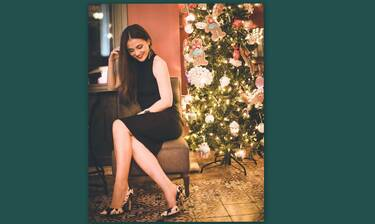 Δαλιάνη: Χριστούγεννα με τα παιδιά της! Είδαμε την κόρη της και δεν το πιστεύαμε - Μεγάλωσε πολύ!