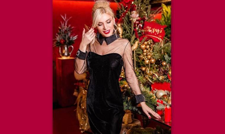 Κατερίνα Καινούργιου: Τα καλύτερα Χριστούγεννα της ζωής της - Οι ευχές και η εξομολόγησή της! (Pics)
