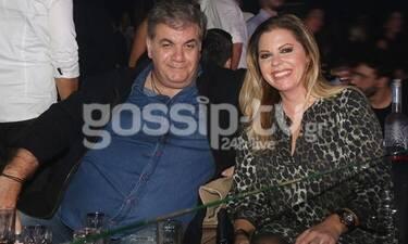 Δημήτρης Σταρόβας - Άννα Σταθάκη: Τους «τσακώσαμε» στα μπουζούκια! (Photos)
