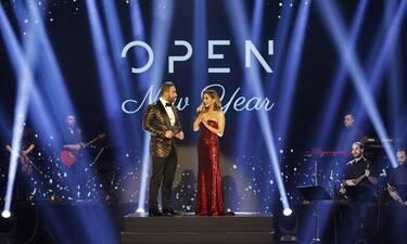 Νίκος Κοκλώνης: Υποδέχεται τη Δέσποινα Βανδή στο πιο λαμπερό Πρωτοχρονιάτικο show στο OPEN!