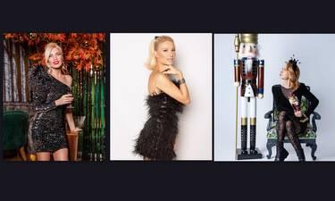 Είσαι έτοιμη να λάμψεις φέτος την Πρωτοχρονιά; Οι αγαπημένες σου celebrities σου δίνουν ιδέες!