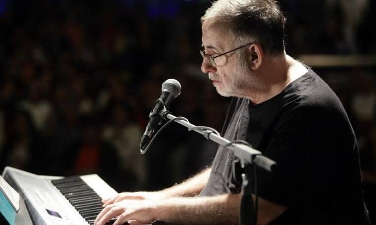Θάνος Μικρούτσικος: Δημοσία δαπάνη η κηδεία του μουσικοσυνθέτη (Photos)