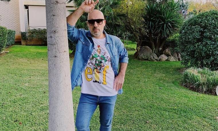 Νίκος Μουτσινάς: Θα τρίβεις τα μάτια σου με τη νέα φώτο από το νέο σπίτι του
