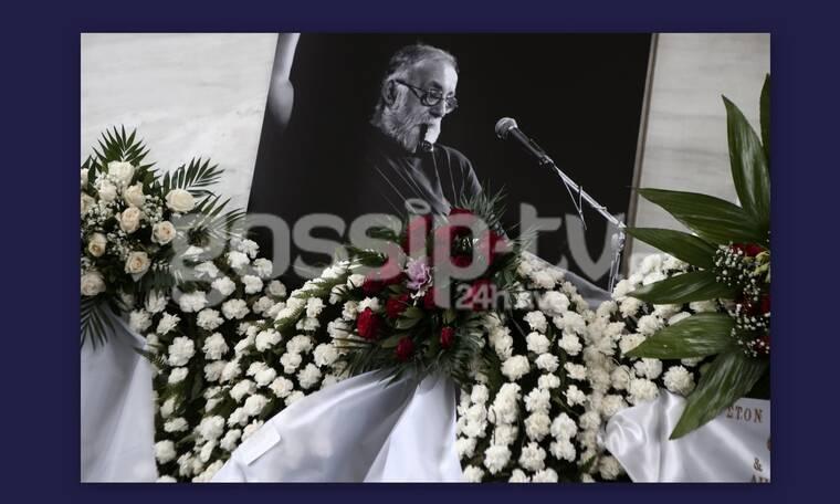 Κηδεία Μικρούτσικου: To τελευταίο αντίο στον μεγάλο μουσικοσυνθέτη (Photos- Videos)
