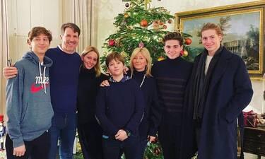 Παύλος - Marie Chantal: Χριστούγεννα με κυνήγι αλεπούς στην αγγλική εξοχή