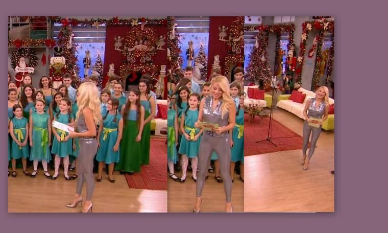 Φαίη Σκορδά: Θα εντυπωσιαστείς με την εμφάνισή της και το καλλίγραμμο κορμί της! (Video & Photos)