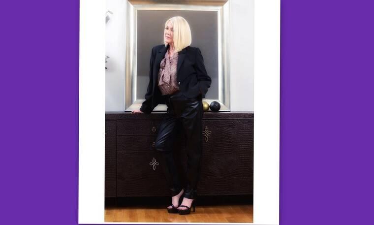 Πρωτοχρονιά 2020: Η Κορομηλά έκανε ρεβεγιόν στο σπίτι της - Θα εντυπωσιαστείς με το σαλόνι της!
