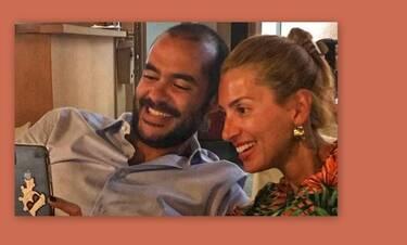 Πρωτοχρονιά 2020: Ηλιάκη – Μανουσάκης: Τα έτσουξαν στο ρομαντικό δείπνο τους στη Ζυρίχη