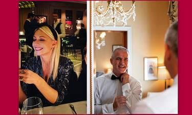 Πρωτοχρονιά 2020: Μπακοδήμου-Αργυρόπουλος: Έκαναν μαζί ρεβεγιόν – Οι τρυφερές φώτο με τα παιδιά