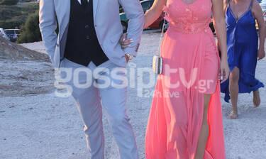 Ερωτευμένο ζευγάρι της ελληνικής σόουμπιζ υποδέχτηκε το 2020 στο νέο του σπίτι! (photos)
