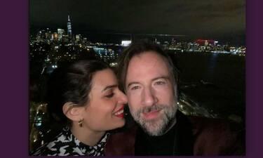 Μαραβέγιας-Σωτηροπούλου: Μαγικές εικόνες από το Χριστουγεννιάτικο ταξίδι τους στη Νέα Υόρκη (photos)