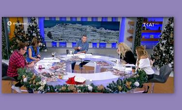 Γιώργος Λιάγκας: «Φέτος που οι τηλεκριτικοί μου φέρονται καλά δεν έχω κάνει επιτυχία στην τηλεόραση»