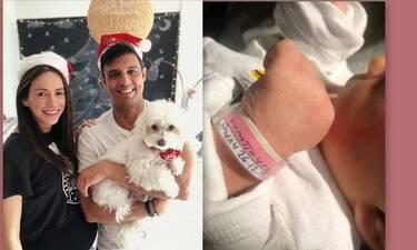 Σάββας Πούμπουρας: Θα λιώσετε με τη νέα φώτο με τη νεογέννητη κόρη του στο παιδικό δωμάτιο!
