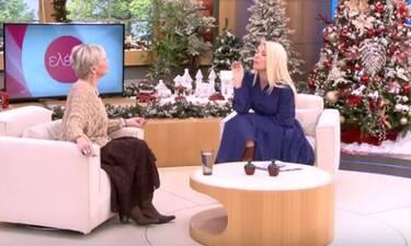 Έρρικα Μπρόγιερ: Η τελευταία της συνέντευξη πριν ένα μήνα στην Ελένη Μενεγάκη