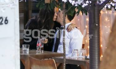 Τα καυτά φιλιά της Εύης Ιωαννίδου που θα κάνουν έξαλλη την Μέγκι Ντρίο!