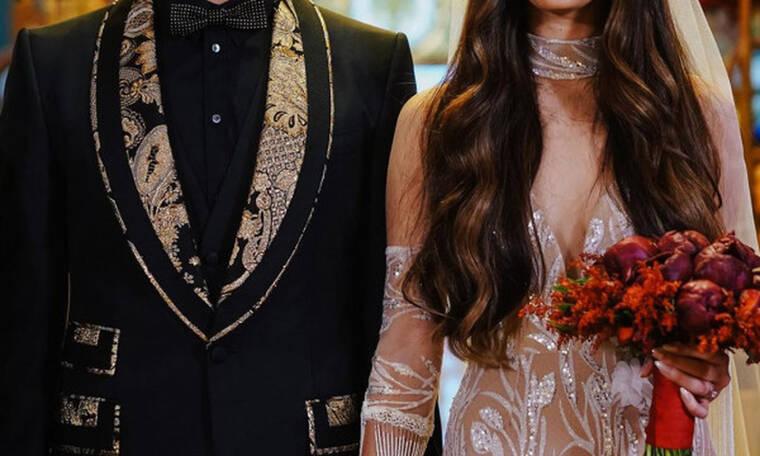 Παντρεύτηκαν και δεν το πήρε κανείς χαμπάρι - Το εκκεντρικό κοστούμι του γαμπρού (vid&pics)
