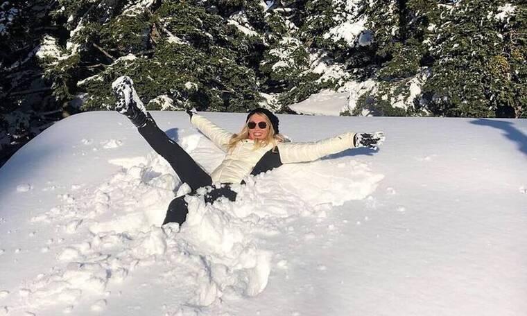 Κωνσταντίνα Σπυροπούλου: Έτσι πέρασε τα Χριστούγεννα με τον νέο της σύντροφο – Όλες οι λεπτομέρειες