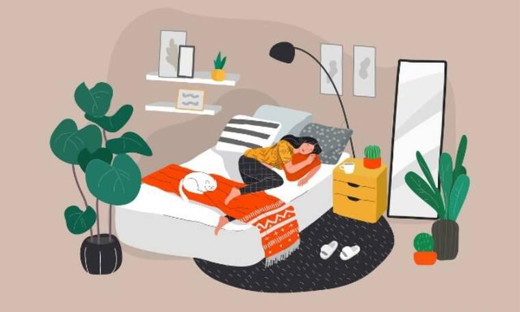 Το πώς κοιμάσαι αποκαλύπτει τις κρυφές ερωτικές σου επιθυμίες