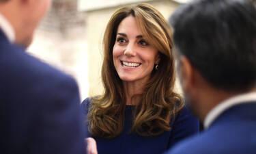 H Kate Middleton λίγο πριν τα 38α γενέθλιά της, φόρεσε το πιο cool αξεσουάρ