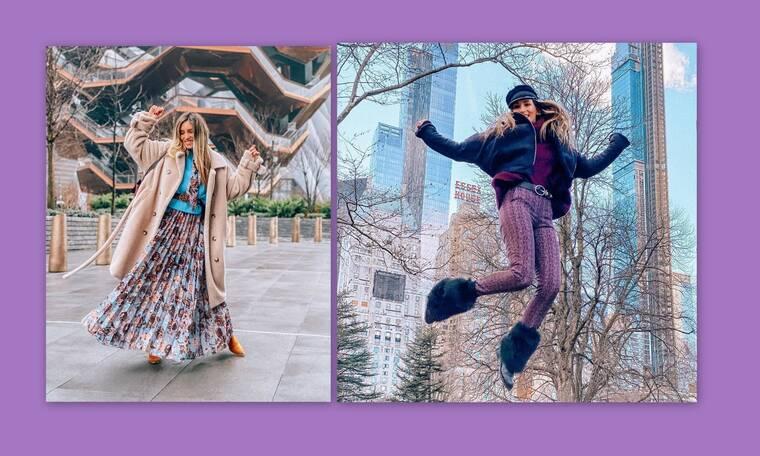 Αθηνά Οικονομάκου: Το μαγικό ταξίδι με τον σύζυγό της στη Νέα Υόρκη! Θα ζηλέψεις με τις φωτό της!