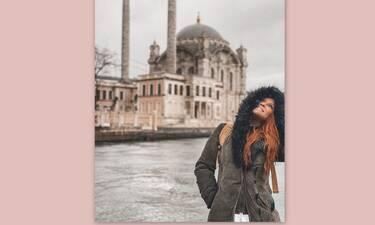 Σίσσυ Χρηστίδου: Μετά την Φινλανδία πήγε Κωνσταντινούπολη και δεν φαντάζεστε με ποιους! (Photos)