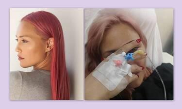 Πηνελόπη Αναστασοπούλου: Βγήκε από το νοσοκομείο μετά το ατύχημα και δεν φαντάζεστε πού πήγε! (Pics)