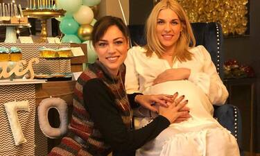 Μπάγια Αντωνοπούλου: Φωτογραφίζει τη Μαντώ Γαστεράτου με το μωρό της και συγκινεί με το μήνυμά της!