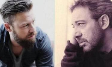 Γιάννης Βαρδής: Η απίστευτη ομοιότητα του γιου του με τον Αντώνη Βαρδή (Photos)