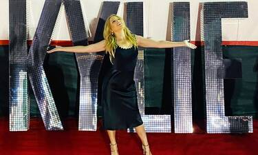 Kylie Minogue: Αυτή είναι η σχέση της με την ομορφιά και το χρόνο (Photos)