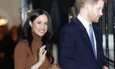 Τα καλύτερα tweets για την απόφαση των Meghan και Harry να παραιτηθούν από τα βασιλικά καθήκοντα