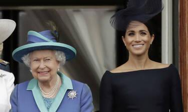 Η βασίλισσα Ελισάβετ «απαντά» σε Harry και Meghan