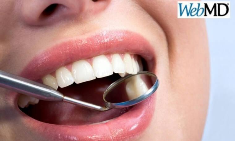 Τι σημαίνει η εικόνα των δοντιών για την υγεία σας (pics)