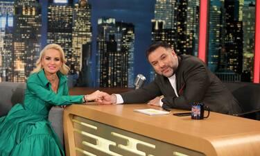 The 2Night Show: Λουιζίδου – Μπεκατώρου – Δούνια μιλούν για όλα στον Αρναούτογλου (Photos)
