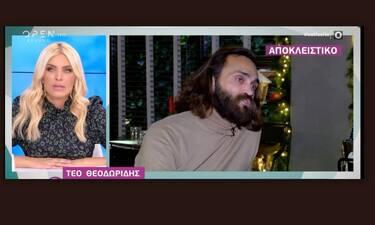Τεό Θεοδωρίδης: Η φυλακή και η γεύση που του άφησε (Video)
