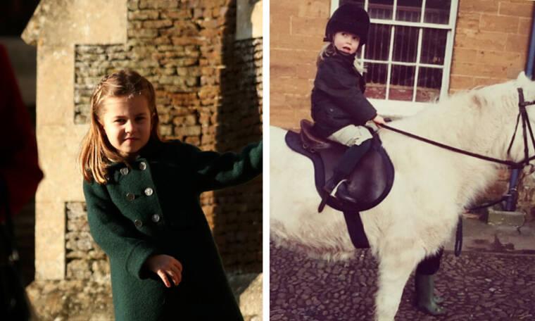 Ούτε που φαντάζεστε ποιο είναι το κοριτσάκι στη φωτογραφία που μοιάζει με την πριγκίπισσα Charlotte